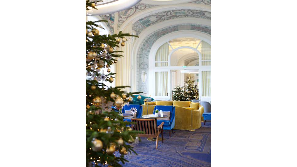 Отель Royal Hotel, Evian Resort