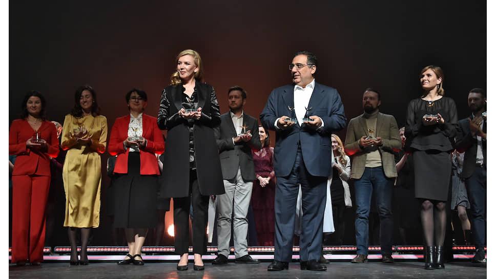 Марианна Сардарова, Рубен Варданян и другие лауреаты премии «Коммерсантъ. Инициативы»