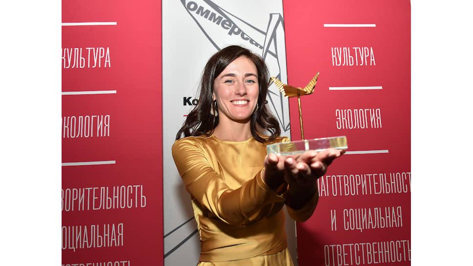 Ирина Баранова («Ростех»)