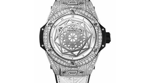 Хороший ход  / Сколько стоят мужские часы с бриллиантами