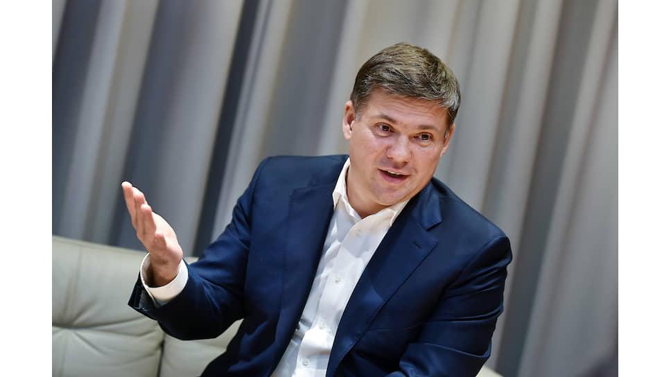 Коммерческий директор «МегаФона» Влад Вольфсон