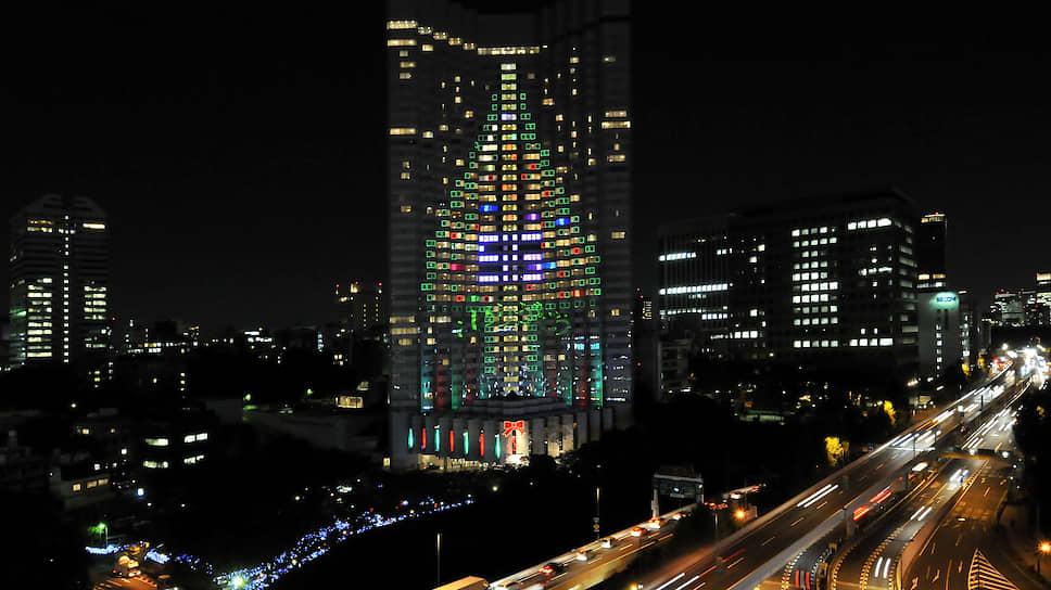 Токийский отель Akasaka Grand Prince. Слово Prince указывает, что отель входил в сеть Prince Hotels, созданную Ясудзиро Цуцуми за счет скупки земель и дворцов у аристократии