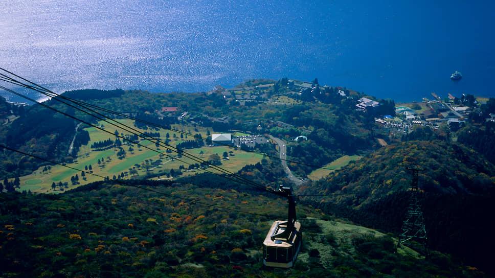 За то, чтобы курорт Хаконе и ведущие к нему пути принадлежали ему, Ясудзиро Цуцуми чуть не заплатил жизнью