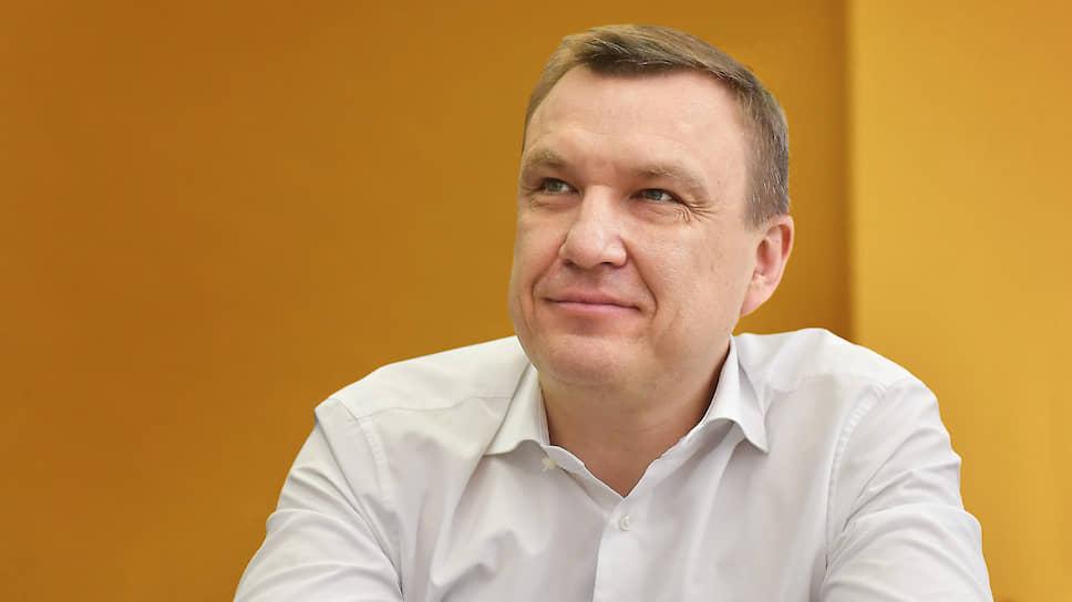 Руководитель розничного и цифрового бизнеса ПСБ Сергей Малышев