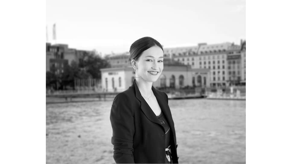 Директор Grand Prix d'Horlogerie de Geneve (GPHG) Карин Майяр