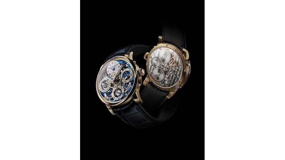 Часы MB&F Legacy Machine Perpetual