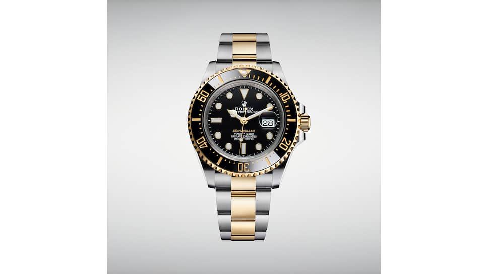 Часы Rolex Oyster Perpetual Sea-Dweller 2020