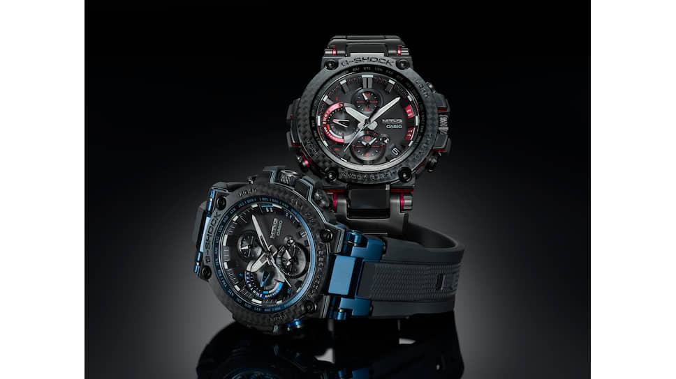 Часы Casio G-Shock серии MTG