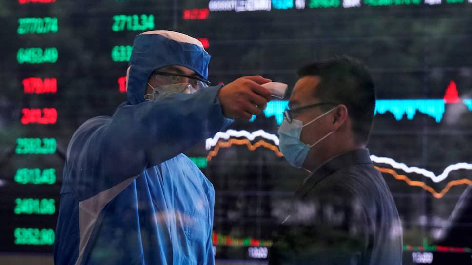 Экономика воспаленных чувств / Коронавирус дал осложнение на финансовые рынки