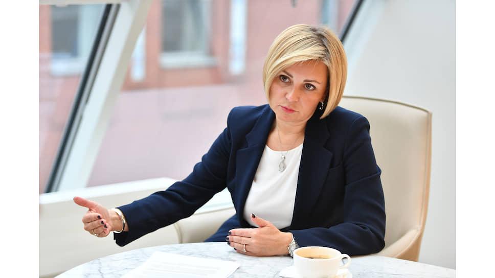 Руководитель «Открытие Private banking» Виктория Денисова.