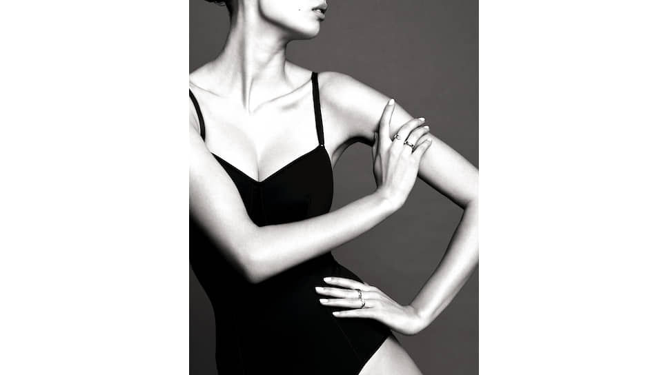 Фото из рекламной кампании Chanel Fine Jewelry коллекция Coco Crush
