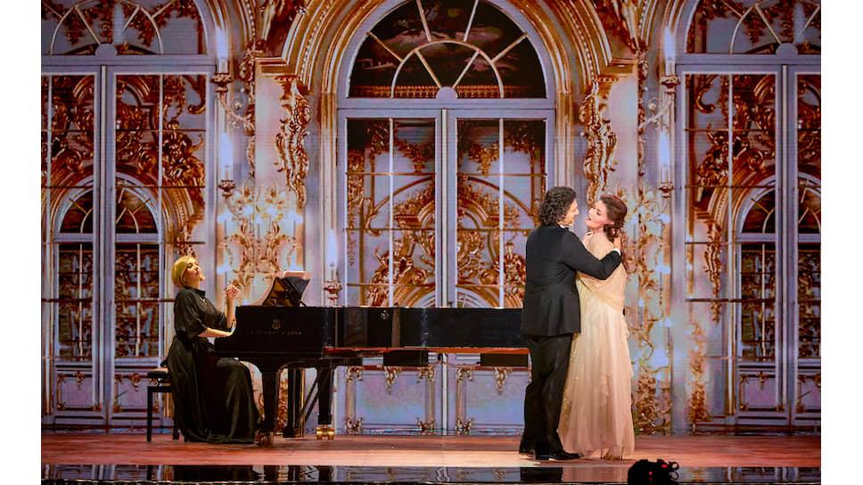 Опера из программы «Классика на все времена» в рамках «Музыкальной гостиной Газпромбанка»