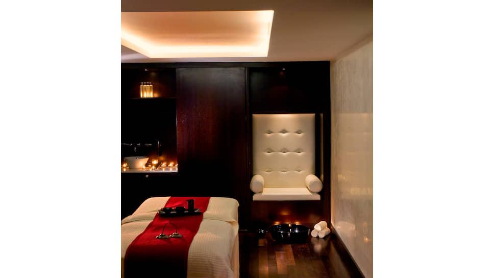 Спа-центре в отеле Ritz-Carlton Moscow