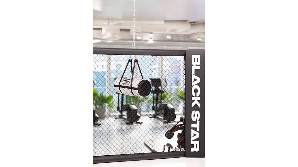Фитнес-клуб Black Star Fitness