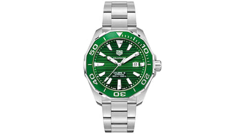 Время под водой  / В этом сезоне популярны часы для морского отдыха