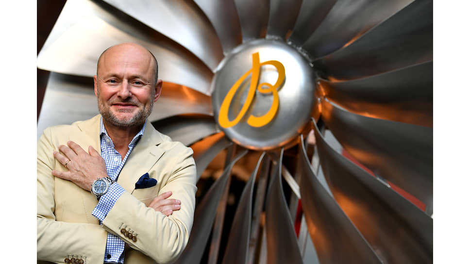 CEO Breitling Жорж Керн