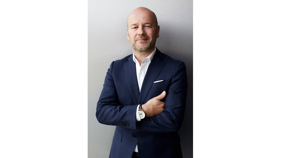 CEO часовой компании Jaquet Droz Кристиан Латтман