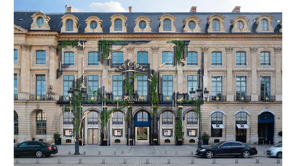 В доме 12 на Вандомской площади марка Chaumet решила создать культурный центр для просвещенных любителей ювелирного искусства, но прежде всего для своих дорогих клиентов
