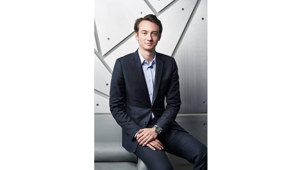 Директор по стратегии и электронному развитию часовой марки TAG Heuer Фредерик Арно