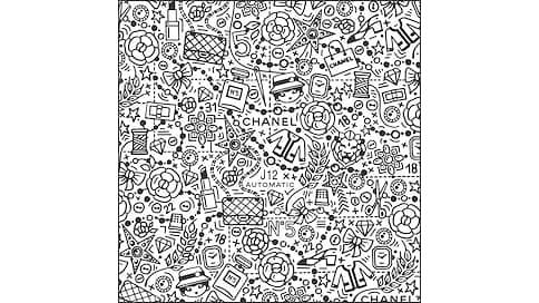 Парадоксы черно-белого  / Двадцать лет Chanel J12