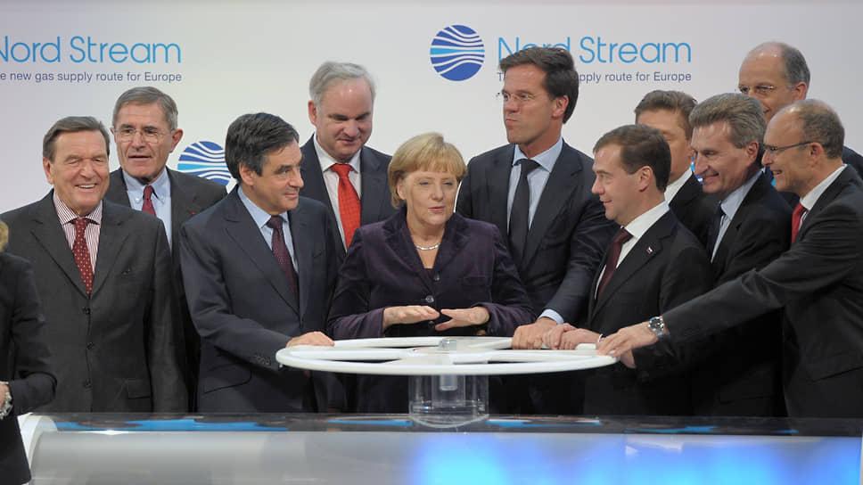 Санкции на потоке / Отказ от газопровода может дорого стоить российско-германскому партнерству