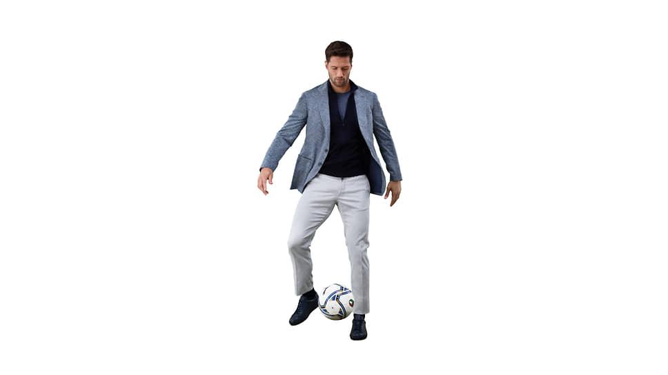 Костюм и брюки B Jersey из джерси