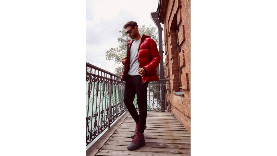 Куртка Geox осень-зима 2020