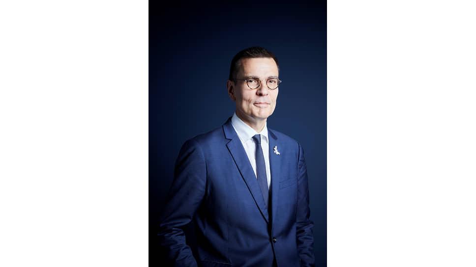 Генеральный директор Chaumet Жан-Марк Мансвельт