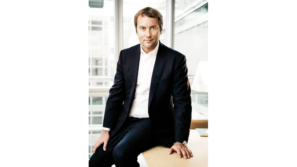 Международный директор по маркетингу Cartier Арно Каррез
