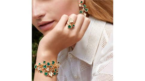Плющ от-кутюр  / Leaves of Love Dior Joaillerie