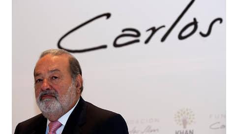 Новый конкистадор  / Чем владеет богатейший житель Мексики