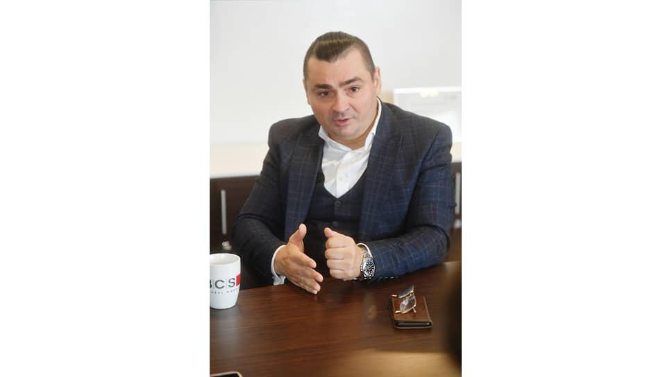 Руководитель департамента рынков долгового капитала BCS Global Markets Алексей Куприянов