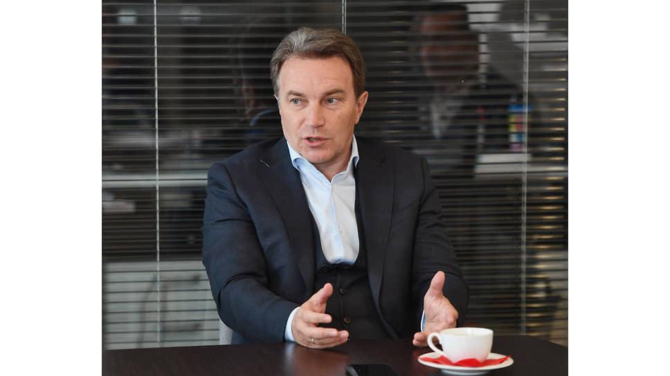 Соруководитель, главный исполнительный директор инвестиционного банка BCS Global Markets Алексей Гонус