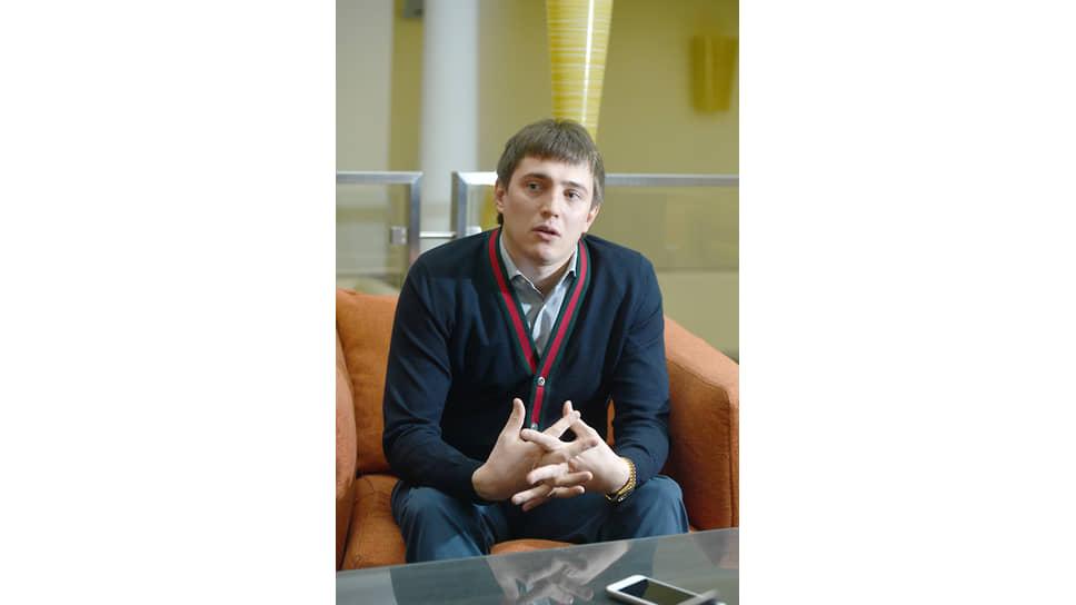 Глава Национальной космической компании Максим Куликов