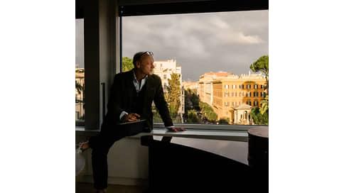 Что увидел художник  / Андреа Феролла в Hotel Eden Rome