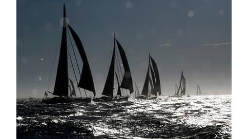 Плавание в новый год  / Ulysse Nardin на регате Vendee Globe
