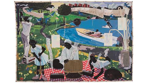 Открытая среда  / Diversity в современном искусстве