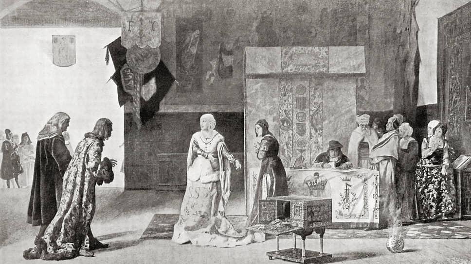 Фейковая новость о том, что королева Изабелла якобы хотела заложить свои драгоценности, чтобы вложиться в стартап Христофора Колумба, живет уже шестое столетие, несмотря на многочисленные опровержения