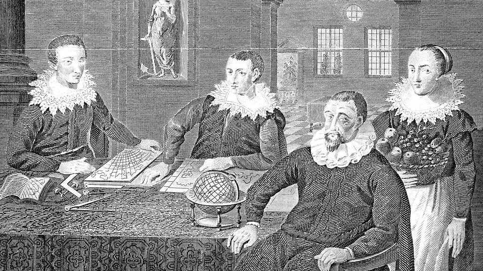 Христофор Колумб в семейном кругу