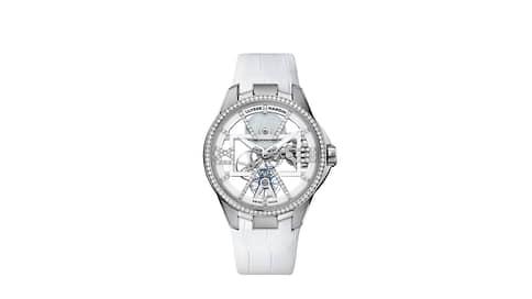 Белым по белому  / Женские часы в подарок