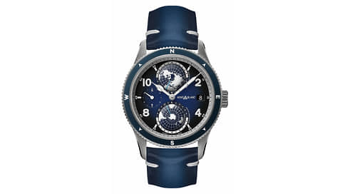 Швейцарский колорит  / Цветные часы набирают популярность