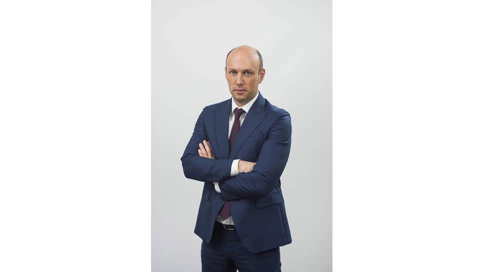 Заместитель председателя правления МКБ Олег Борунов