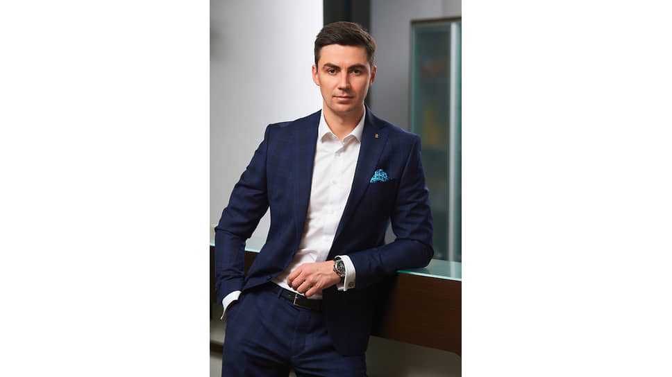 Директор Private Banking банка «Санкт-Петербург» Кирилл Попов