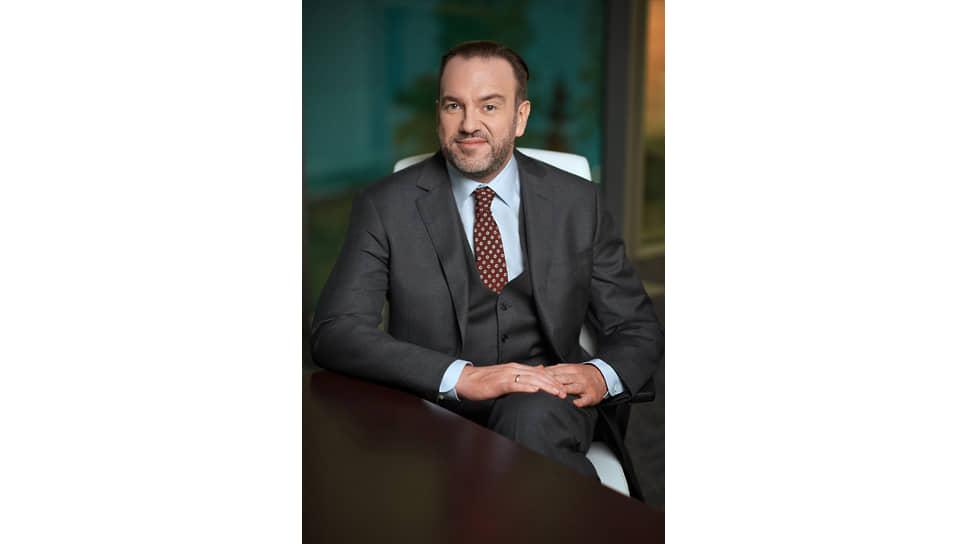 Старший вице-президент, руководитель Private Banking ВТБ Дмитрий Брейтенбихер