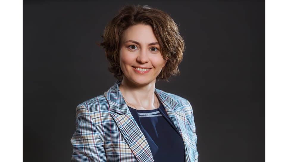 Директор Делобанка Ирина Кузьмина