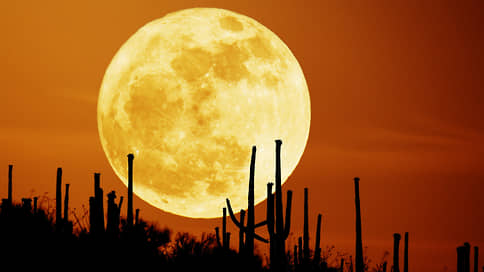 Своя земля на Луне  / Почем внеземные участки в Солнечной системе