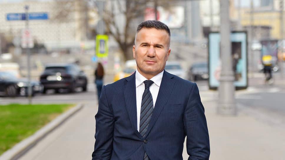 Основатель ГК «Серконс» Ихсан Бозкурт
