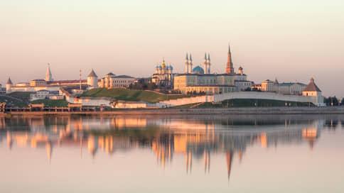 Сказочный город  / Казань: наследие Казанского ханства и порт пяти морей