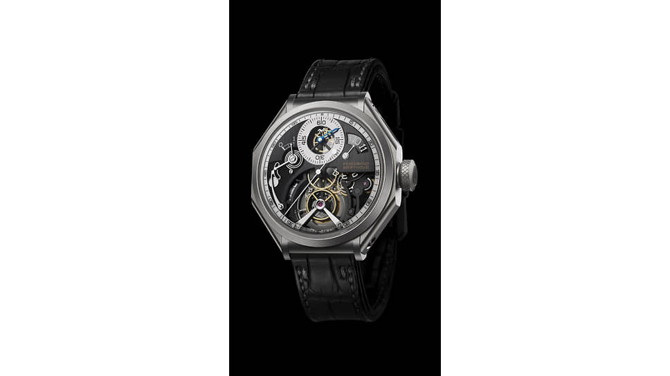 Chronometrie Ferdinand Berthoud FB 1RS.6 в восьмигранном корпусе
