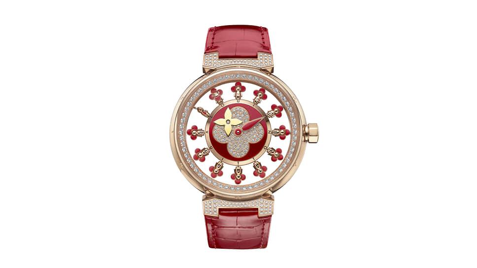 Louis Vuitton Tambour Spin Time Vivienne
